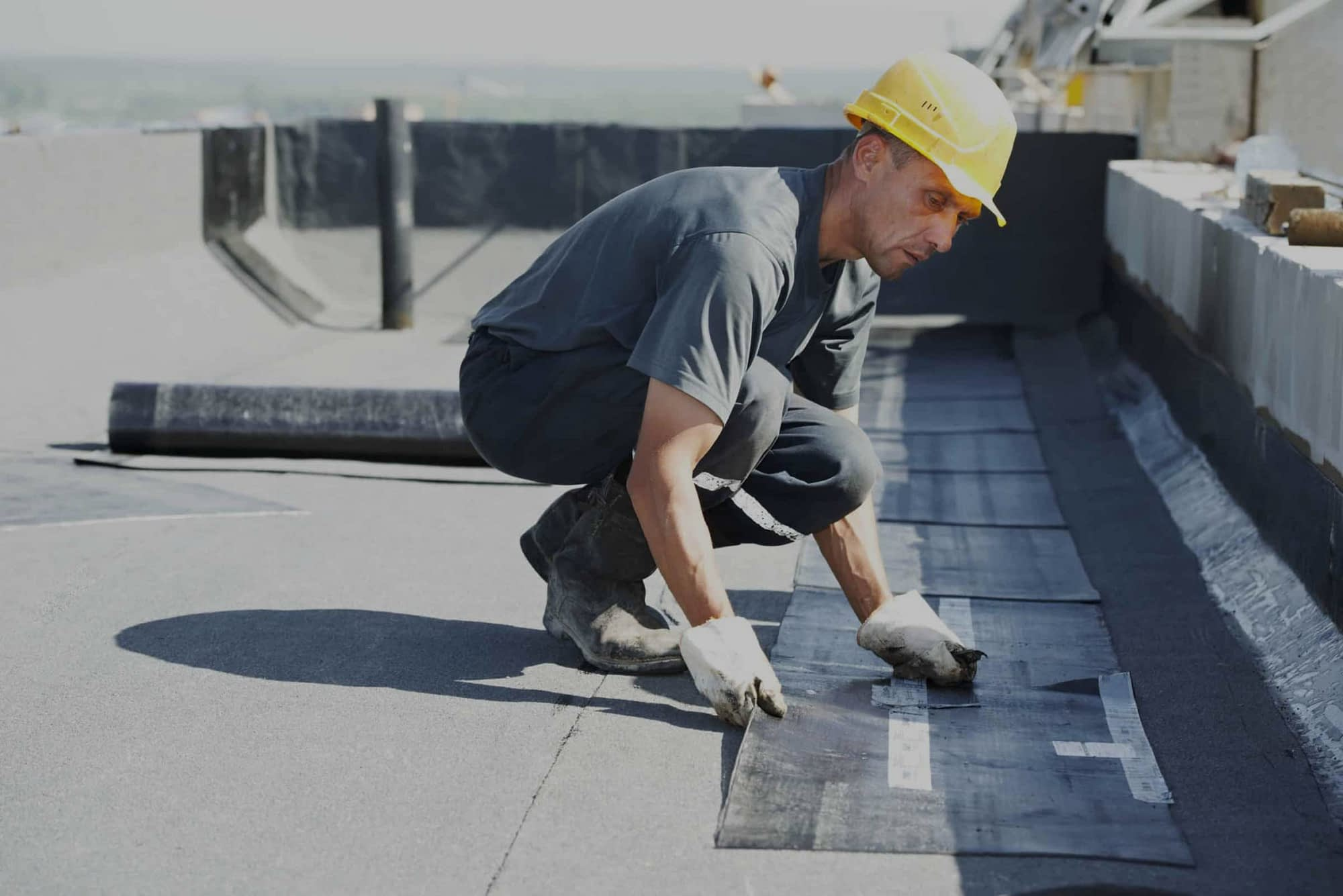 houston commercial roof inspections